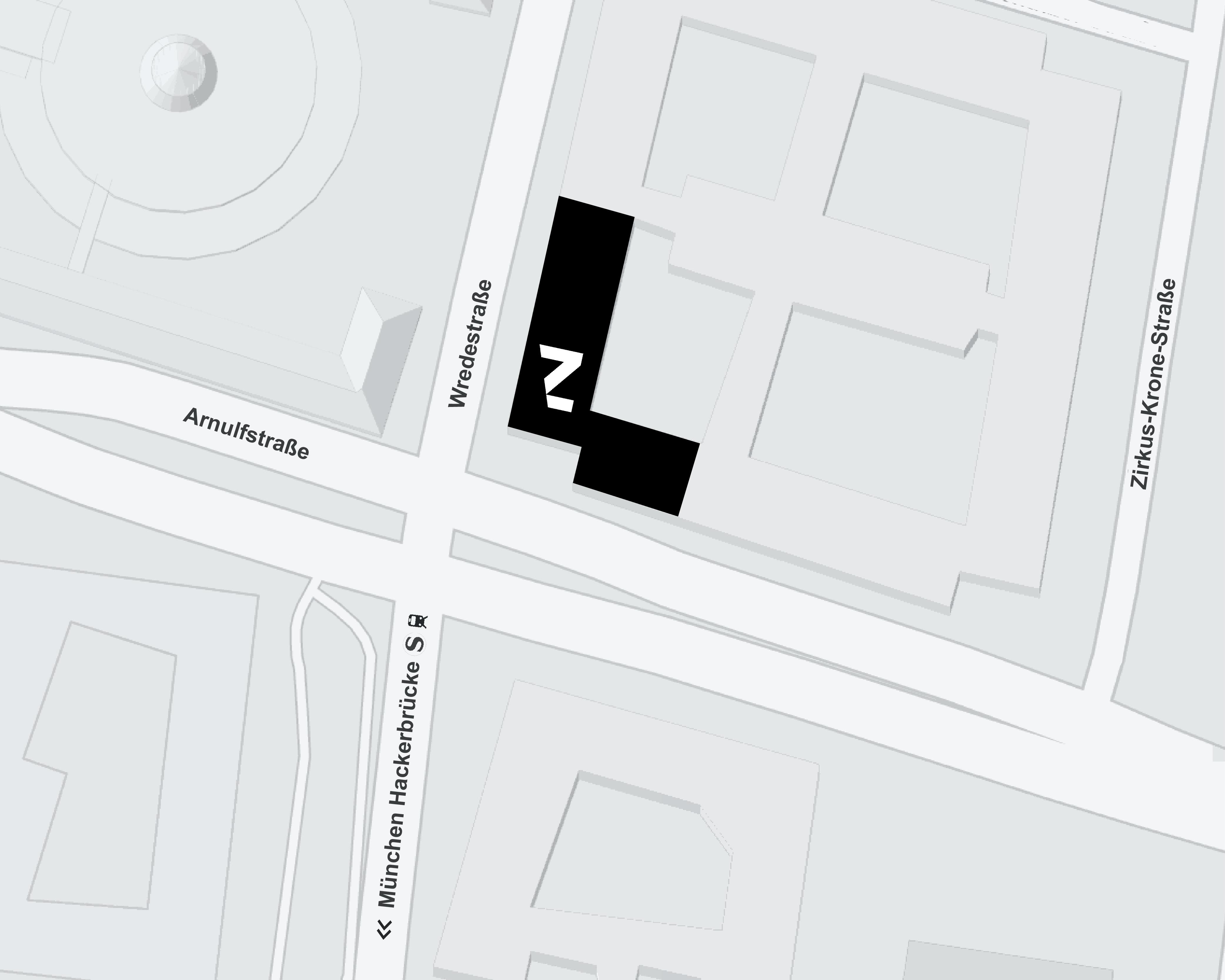 TABULARAZA München Map